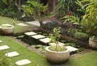 Abercrombie Bali style landscaping 13